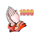 1000 Praise Offerings-Tamil