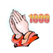 1000 Praise Offerings-TV icon