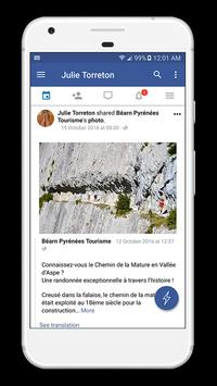 Quick Messenger - Mini Messenger screenshot 1