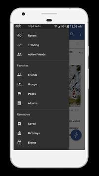 Quick Messenger - Mini Messenger screenshot 2