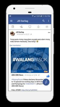 Quick Messenger - Mini Messenger screenshot 3