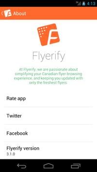 Flyerify: Flyers Canada apk screenshot