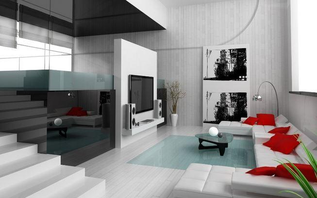 Home Interior Design poster