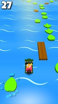 Jumpy Frog apk screenshot