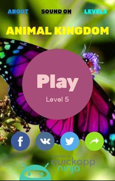 Game - Animal Kingdom apk screenshot