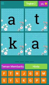 Game Suku Kata screenshot 1