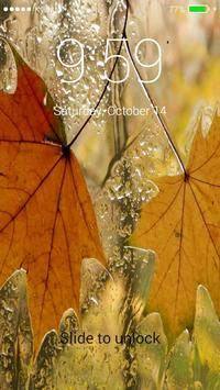 Doshu Screen  With Leaf poster