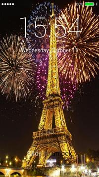 Paris Night poster