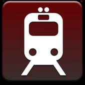 Los Angeles Subway Map icon
