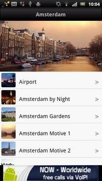 Sliding Puzzle Amsterdam apk screenshot