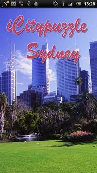 Sliding Puzzle Sydney poster
