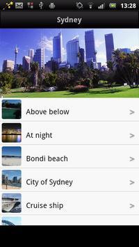 Sliding Puzzle Sydney apk screenshot
