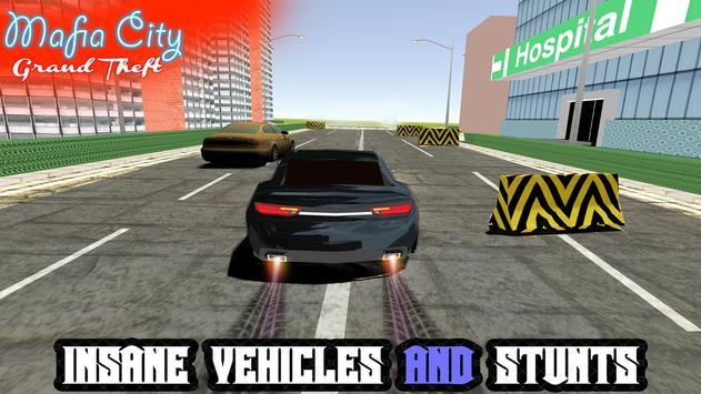 Mafia City Grand Crime Mission apk screenshot
