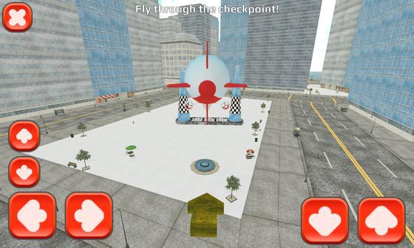 Majestic Zeppelin Flight 3D apk screenshot