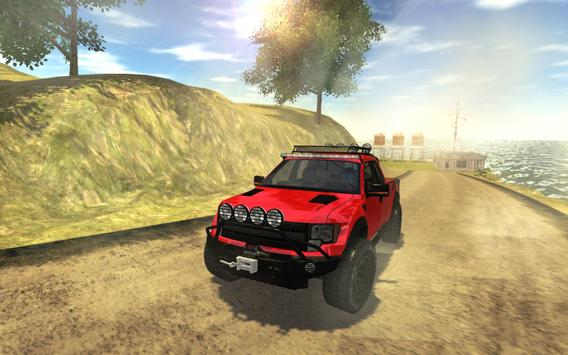 Extreme Off-road 4x4 Driving apk screenshot
