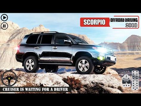 Offroad Scorpio Car Driver: Car Racing Simulator 截图 10