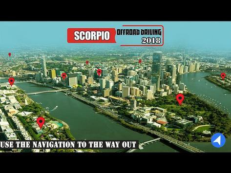 Offroad Scorpio Car Driver: Car Racing Simulator 截图 12