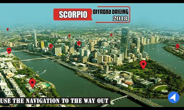 Offroad Scorpio Car Driver: Car Racing Simulator 截图 2