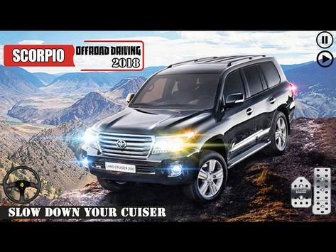 Offroad Scorpio Car Driver: Car Racing Simulator 截图 6