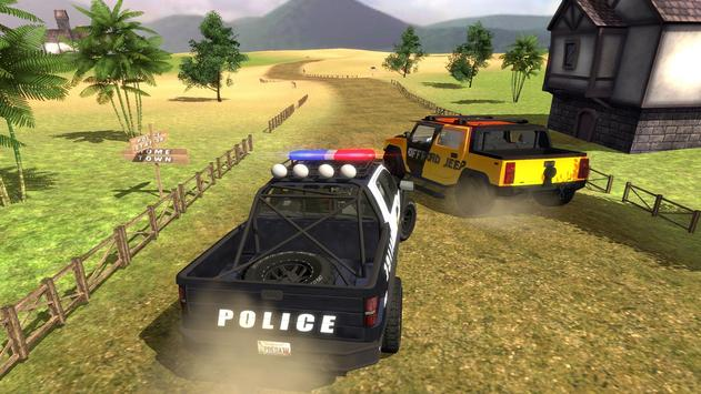 4x4 Offroad Mountain Driving screenshot 11
