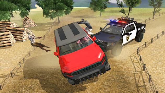 4x4 Offroad Mountain Driving screenshot 12