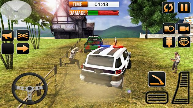 4x4 Offroad Mountain Driving screenshot 3
