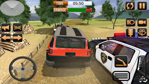 4x4 Offroad Mountain Driving screenshot 4