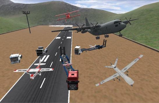 Aviation Plane Cargo Transport apk screenshot