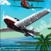 Airplane Pilot Stunt Plane icon