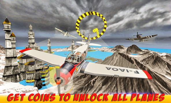 Airplane Pilot Stunt Plane apk screenshot
