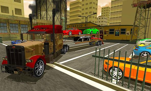 Car Transporter Big Truck screenshot 3