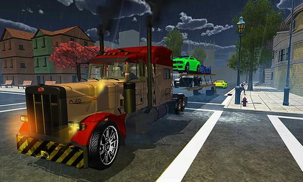 Car Transporter Big Truck screenshot 4