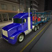 Car Transporter Simulator 2016 icon
