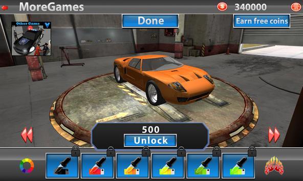 Car Transporter Simulator 2016 screenshot 2