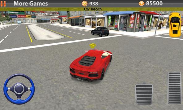 Car Transporter Simulator 2016 screenshot 3