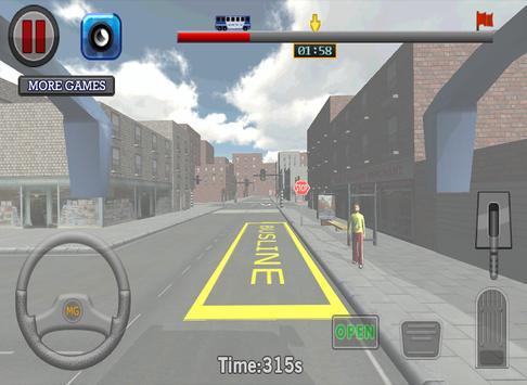 Chief Parking: Bus Parking 16 screenshot 9