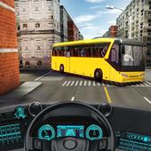 City Bus 3D Driving Simulator icon