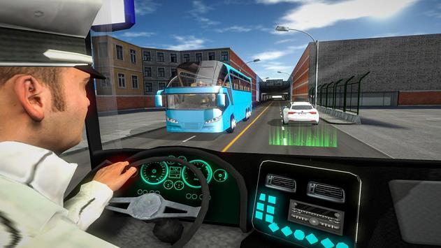 City Bus 3D Driving School poster