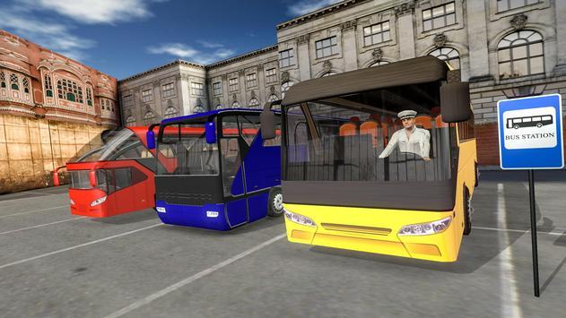 City Bus 3D Driving Simulator screenshot 11
