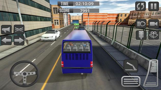 City Bus 3D Driving School apk screenshot