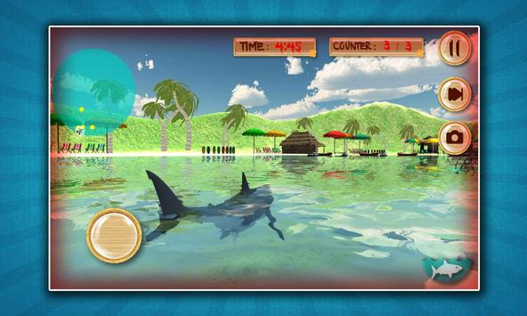 Civil War: Shark Attack 3D apk screenshot