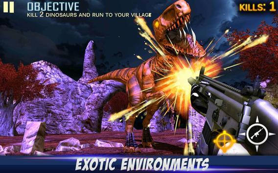 Dino Hunting: Survival Game 3D screenshot 10
