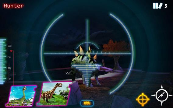 Dino Hunting: Survival Game 3D screenshot 11