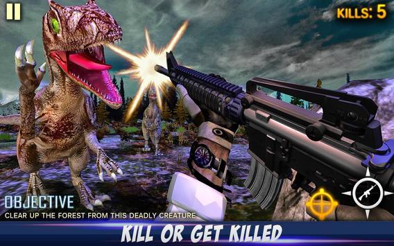 Dino Hunting: Survival Game 3D screenshot 13