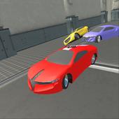 Future Police Destiny Parking icon