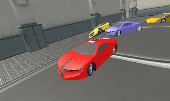 Future Police Destiny Parking apk screenshot
