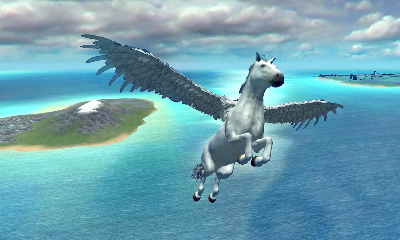 Flying Pegasus Games
