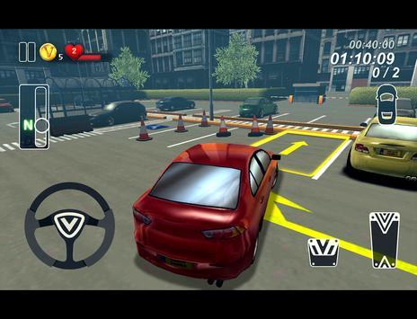 Parking Yard: Civil Reloaded apk screenshot
