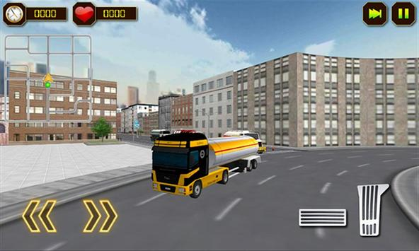 Petroleum Oil Transporter VR apk screenshot