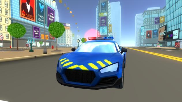 Police Agent vs Mafia Driver 2 poster